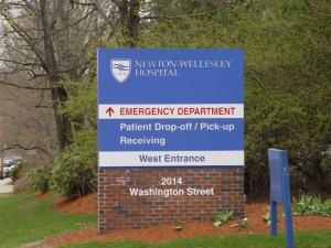 Newton Wellesley Hospital