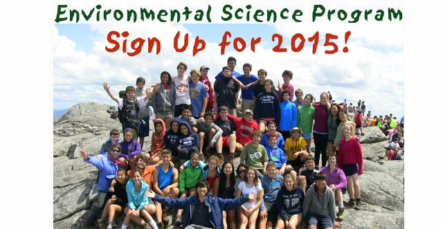 Teen Nature Camp: Spaces Open