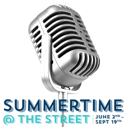 July Events at The Street
