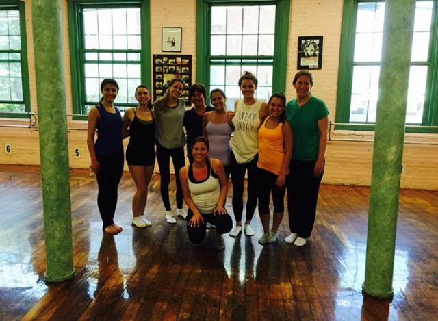 New Barre Fitness Class for Kids & Adults by Gemma