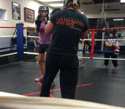 Support Melissa's Boxing Fight to Fight Cancer