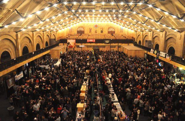 Beer Summit Harvest Fest in Boston