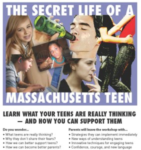 The Secret Life of a Massachusetts Teen