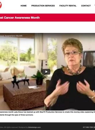 NewTV Breast Cancer Survivor Stories