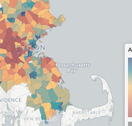 Newton #7 Most Affluent in MA