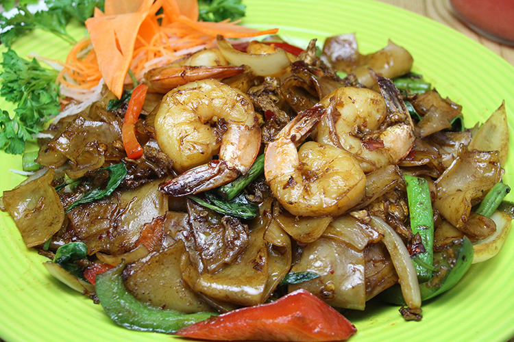 Newtonville Thai Food