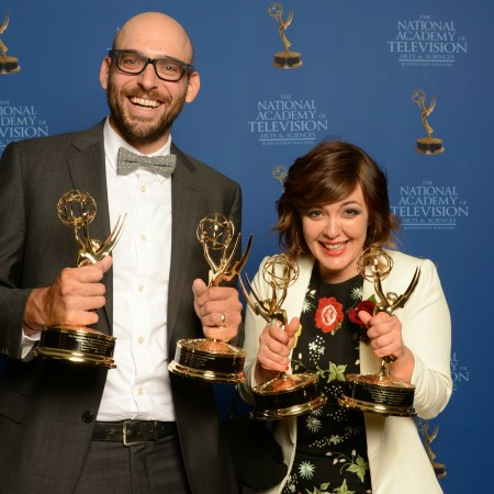 The Folklorist Awarded Two More Emmy® Awards