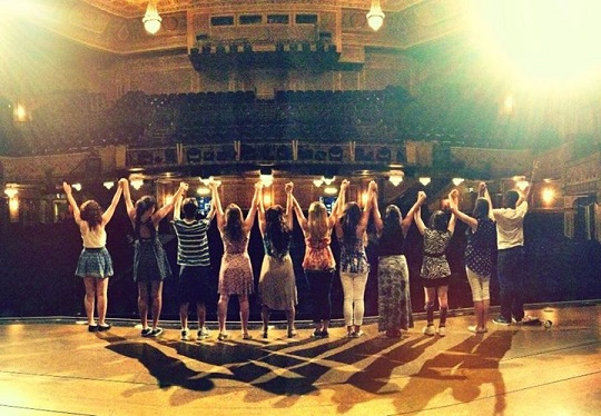 Theatre Pre-College Scholarship at Marist College
