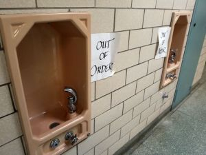 Water Fountains Shut Off in Newton Parks
