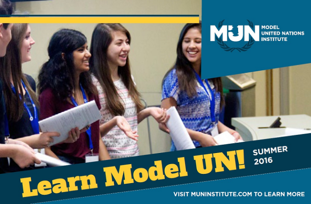 Arlington Regional Model UN Clubs (ARMUN)