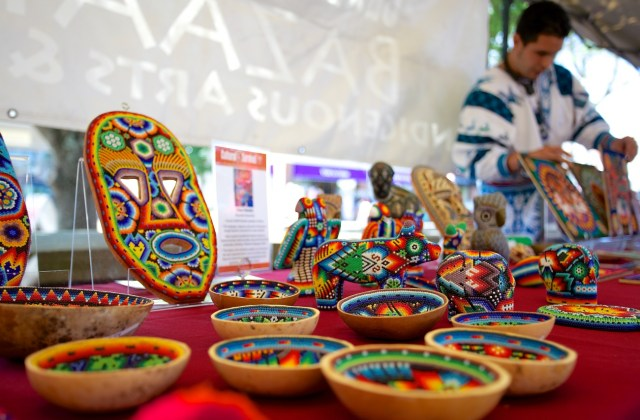 Bringing the Colors of the Maya to Jamaica Plain