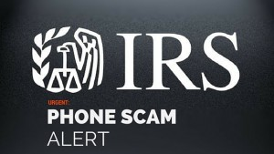 Beware of the IRS Phone Scam