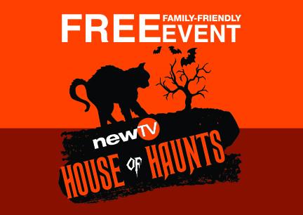 NewTV's FREE House of Haunts