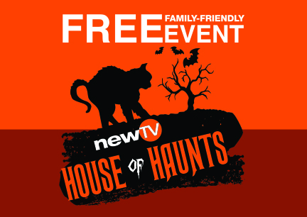 NewTV's FREE House of Haunts