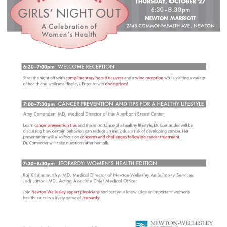 Think Pink: Girls Night Out