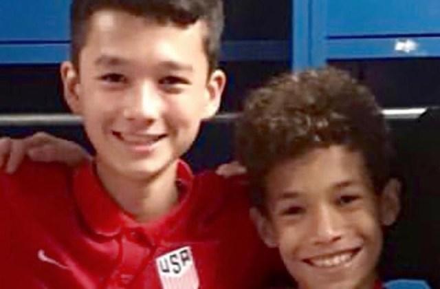 2 Boys from Valeo FC Make National Team Camp