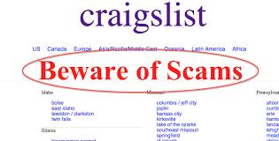 Craig's List Scams