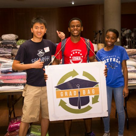 Grad Bag Volunteer Opportunities