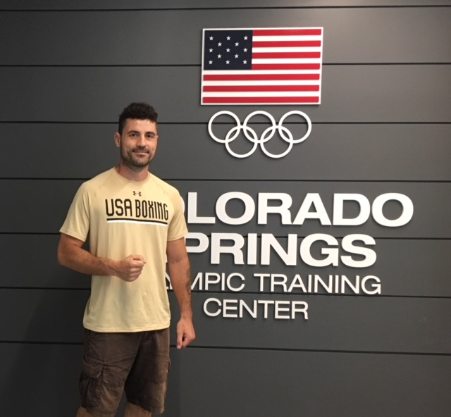 Marc Gargaro: Boxing Trainer to U.S. Olympic Team