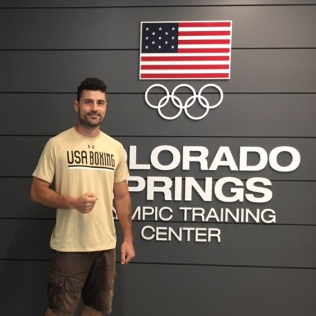 Marc Gargaro, Boxing Trainer to future 2020 US Olympic Boxing Team
