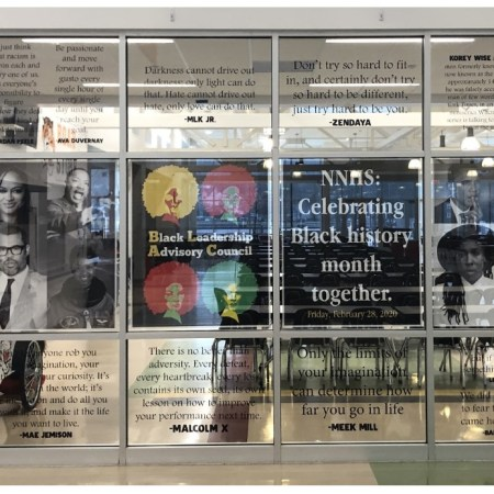 NNHS Black History Month and N word Incidents