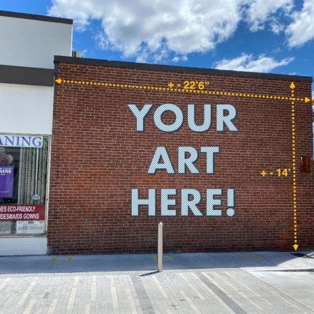 $5000 Prize: 28 Austin Mural Competition