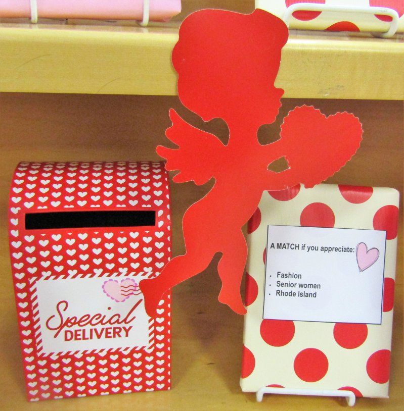 Love Your Library? Go on a Blind Date with a Book! - I Love