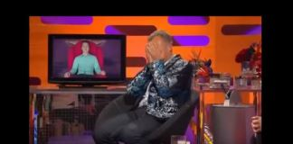 Graham Norton NZ accient