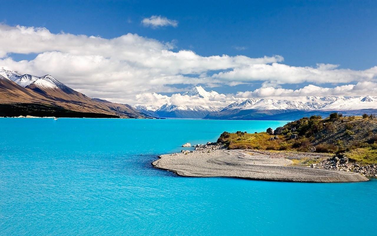 New Zealand Lanscape