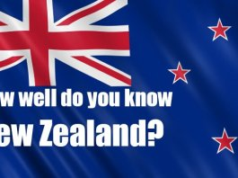 how well do you know nz