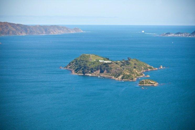 Somes island