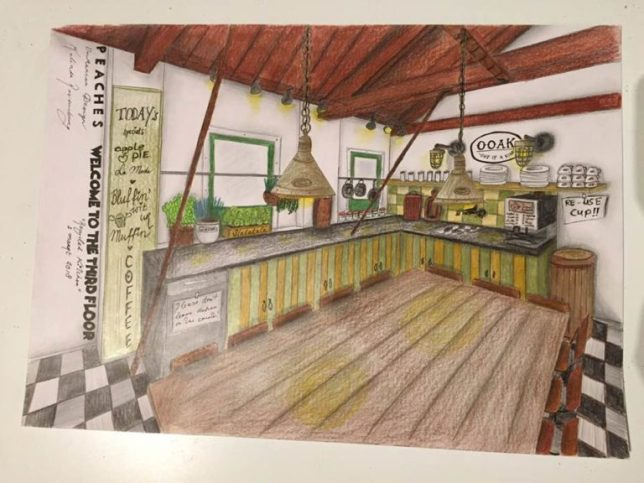 Recycled Kitchen, OOAK, Vlaardingen