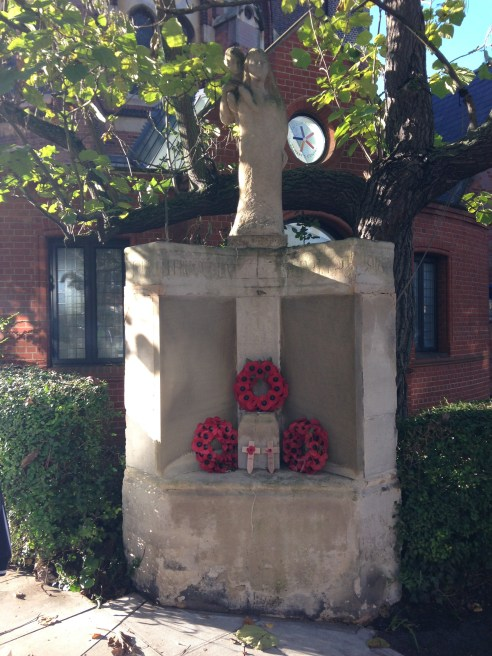 PRIMROSE HILL REMEMBERS.   © 2013 iLovePrimroseHill.com, all rights reserved.