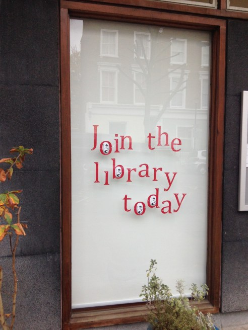 EXCELLENT ADVICE FROM @phc_library.   © 2013 iLovePrimroseHill.com