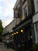THE ALBERT AT DUSK, PRINCESS ROAD