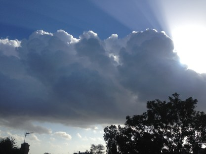 A CLOUD WITH A SILVER LINING