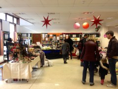 CRAFT FAIR AT THE LIBRARY