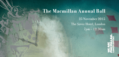 THE MACMILLAN ANNUAL BALL
