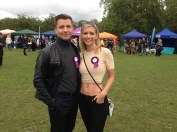 COUNTDOWN'S RACHEL RILEY AND STRICTLY'S PASHA KOVALEV