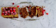 HEAVENLY NUT ROAST - NOT JUST FOR VEGETARIANS
