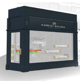 HARRIET KELSALL BESPOKE JEWELLERY