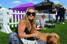 PUP AID PATRON MEG MATHEWS