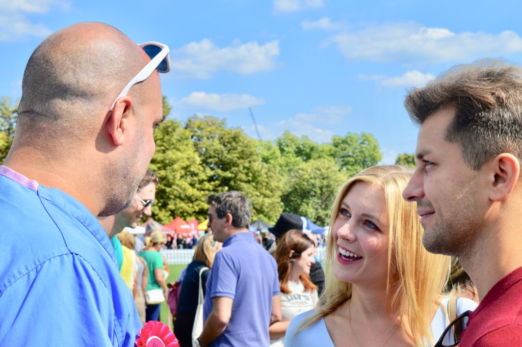 MARC CHATS WITH RACHEL RILEY AND PASHA KOVALEV