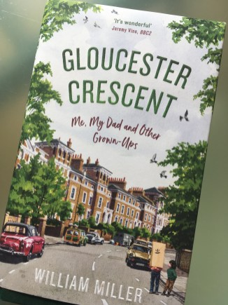 GLOUCESTER CRESCENT BY WILLIAM MILLER