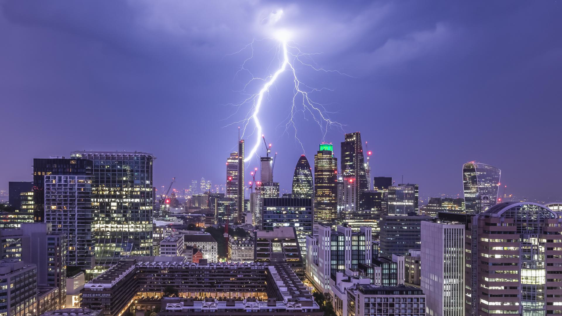 Barbican Storm 2017