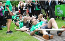 THE MACMILLAN TUG OF WAR