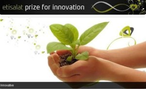Etisalat Price For Innovation 2012 $25,000 Up For Grab