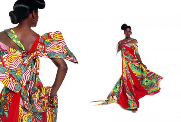 Nigerian Ankara Fashion Design