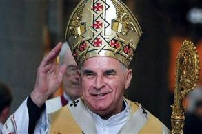 Cardinal Keith O'Brien Resigns