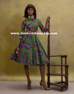 ankara sylish fashion on www.iloverelationship.com